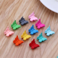Mini Hair Claws 20PCS Butterfly Shape Hair Clamps Gift Colors Hair Accessories