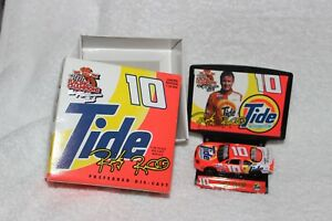 RC 1999 RACING CHAMPIONS LIMITED EDITION # 10 RICKY RUDD DIECAST SPECIAL BOX