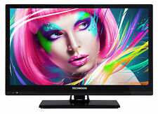 "Techwood H20T11A LED Fernseher 20"" 51cm HDTV DVB-C/-T2/-S2 HDMI USB CI+ schwarz"
