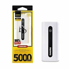 TV 5000 mAh USB Power Bank Esterna Backup Caricabatteria Per Vari Cellulari