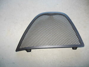 Porsche 987 Boxster 98756158300 Grill Verkleidung Netz Überrollbügel links