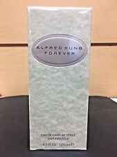 Forever By Alfred Sung Women Perfume EDP Spray 4.2 oz / 125 ml NIB SEALED as PiC
