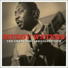 Muddy Waters The Chess Singles Collection 1950-1962 3-CD NEW SEALED Blues