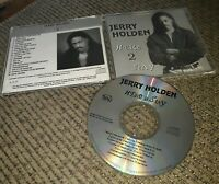 JERRY HOLDEN Here to Stay urban CD 1993 Gimme Yo Luv funk Toledo soul Ohio R&B