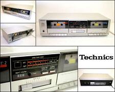Technics RS-D550W Stereo Double Cassette Deck