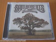 SAM ROBERTS - WE WERE BORN IN A FLAME CD ALBUM 14 TRACKS AUSTRALIA