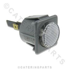ATA 7622 BIANCO 240V Avvertimento Lampada 28.5mm AL10 AL26 AF73 AT95 AT105