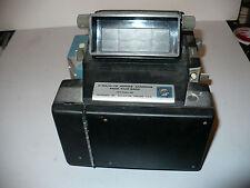 Tektronix C-53 Oscilloscope Camera & Battery Pack & Film Back