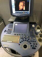 GE Voluson 730 Expert Ultraschallsystem +2x Sonden DVD Multi Recorder Ultrasound