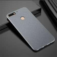 Shockproof Soft Matte TPU Back Case Cover For Huawei Y5 Y6 Y7 Prime/Pro Y9 2018