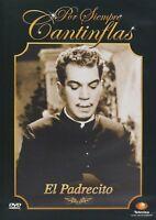 El Padrecito (DVD) Brand New Mario Moreno Cantinflas Free Shipping