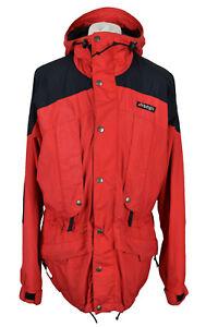 VANGO Red Windbreaker Jacket size M