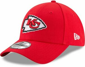 Kansas City Chiefs New Era 940 NFL The League Adjustable Cap