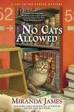 Cat in the Stacks Mystery: No Cats Allowed 7 by Miranda James (2016, Hardcover)