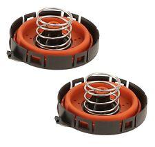 2 Crankcase Vent Pressure Regulating Valves BMW 545i 550i 645i 650i 745i 750i X5