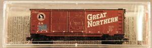 MT NS 40' Box Great Northern Graffiti  10th NSC conv NSC 02-45   0083