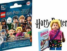 FIGURINE MINIFIGURE LEGO HARRY POTTER 71022 N° 5 LUNA LOVEGOOD ET JOURNAL