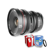 Meike Mini Cine Objektiv 25mmT2.2 für M4/3 mount OLYMPUS/Panasonic Lumix BMPCC