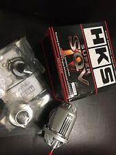 HKS SQV Soplado Secuencial apagado/Válvula de descarga SSQV 4 Universal 71008-AK001 34 mm Plateado