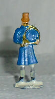 """Vintage Heinrichsen German Flat Lead """"Man Playing French Horn"""" EX Cond F/S Lot B"""