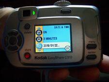 Kodak EasyShare Digital Camera C310
