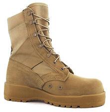 Altama 285-102 Hot Weather Desert Tan Boots 10.5 10 1/2 R Combat Military VIBRAM