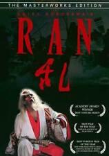 RAN Movie POSTER 11x17 D Tatsuya Nakadai Akira Terao Jinpachi Nezu Daisuke Ryu
