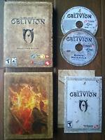 Elder Scrolls IV Oblivion Collector Edition PC/Windows 10/8, limited 4