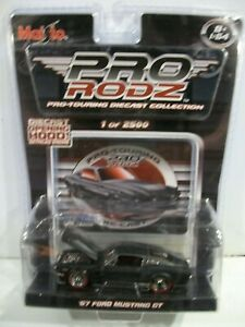 Maisto G Ridez 67 Ford Mustang GT CHASE 1/2500 1/64