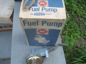 For 1977-1979 Lincoln Mark V Electric Fuel Pump Mr Gasket 22296RJ 1978 Fuel Pump