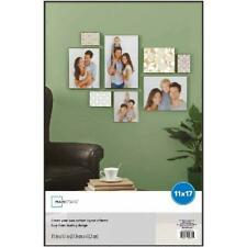Format Picture Frame 11 x 17 Wall Black Home Decor Poster Vertical Horizontal