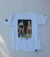 Hulk Hogan Mens T-Shirt Hulk Facing Down Andre the Giant Rare Size Small
