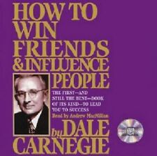 How to Win Friends & Influence People /Dale Carnegie Audio Book - 6hrs audio