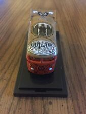 2009 Liberty Promotions Hot Wheels Outlaw Vw Bus 121/300 Rebel Run