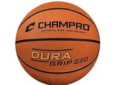 Bb46Or Champro Dura Grip 220 Intermediate Basketball Orange