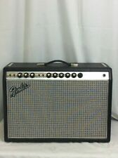 "Fender '68 Custom Deluxe Reverb 22-watt 1x12"" Tube and VIB Rev Footswitch"