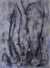 Pierre CHABROL (1920-1991) Arbres ABSTRACT ABSTRAIT Châtellerault Vienne
