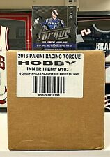 2016 Panini Torque Racing Hobby 8-box Case