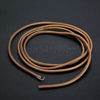 1.7M Leather Treadle Belt with Metal Hook for Singer Treadle Home Sewing Machine