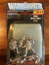 Space Orks Rogue Trader Various X4  New Blister Metal Warhammer 40k OOP