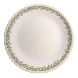 """Vintage Plate Corelle Corning Ware Crazy Daisy Blossom Replacement Dinner 10"""" Lg"""