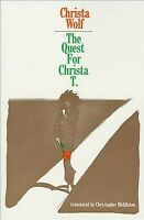 Quest for Christa T., Paperback by Wolf, Christa, Like New Used, Free P&P in ...