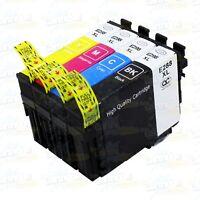 4PK Remanufactured 288XL Ink For Epson XP-330 XP-340 XP-430 XP-434 XP-440 XP-446