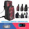 For Nintendo Switch/ Lite Shoulder Bag Carrying Case Protective Travel Backpack