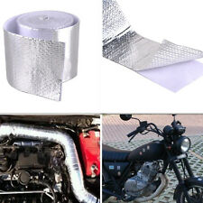 "1Roll  2""x15ft Adhesive Reflective Silver High Temperature Heat Shield Wrap Tape"