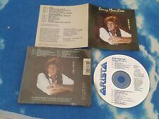 BARRY MANILOW – Greatest Hits Volume II USA CD NEAR MINT CD Arista ARCD-8102@@