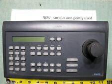 GE Interlogix KALATEL PTZ  System Controller Keyboard Joystick KTD-405
