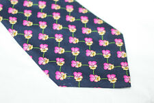 YVES SAINT LAURENT Silk tie Made in Italy E95708