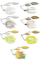 Terminator Super Stainless Spinnerbait Double Willow 3/8 oz. Bass Fishing Lure