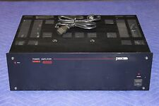 Paso Sound Products P2421B Power speaker amp Amplifier Series 4000